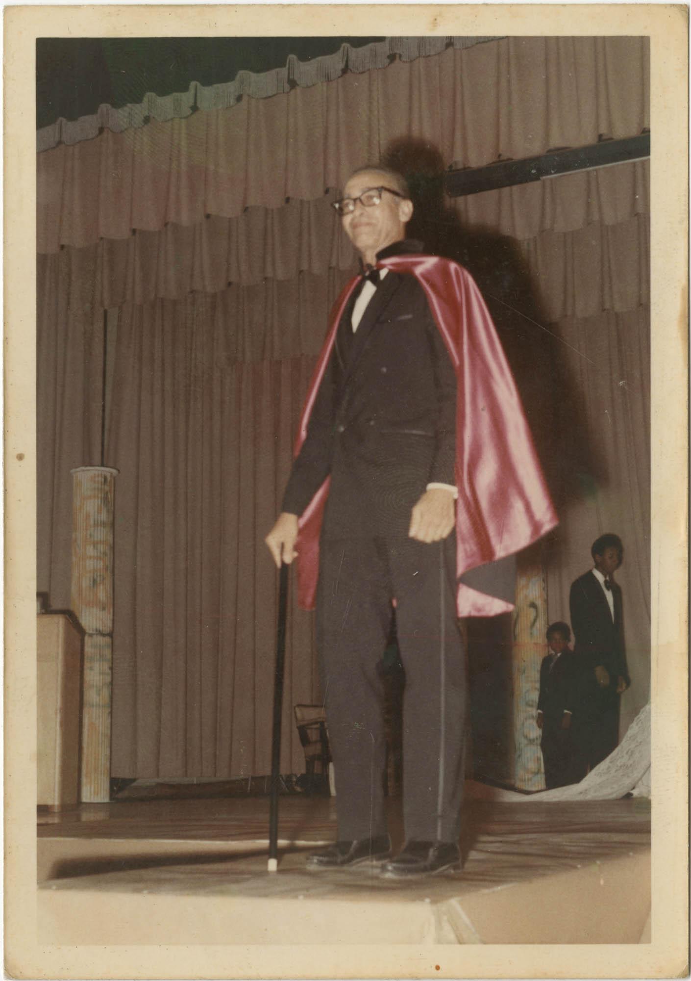 Photograph of Eugene C. Hunt