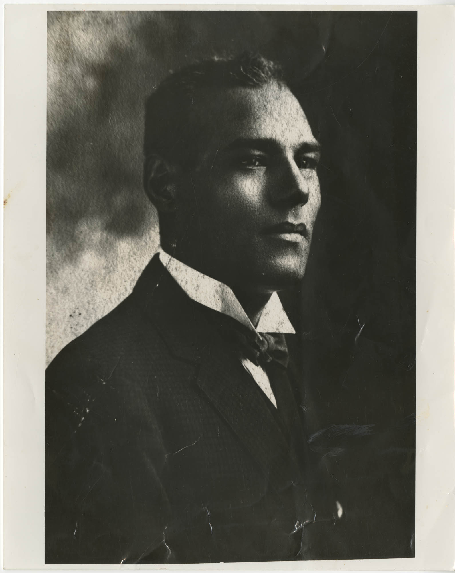 Portrait of Edwin G. Harleston