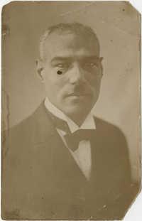 Portrait of Edwin G. Harleston