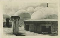 Meron / מירון, כיפת בית הכנסת ומקומות ההדלקה