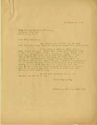 Folder 21: McCormack Letter 3