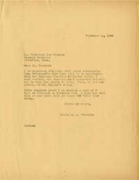 Folder 20: Whitelaw Letter 15