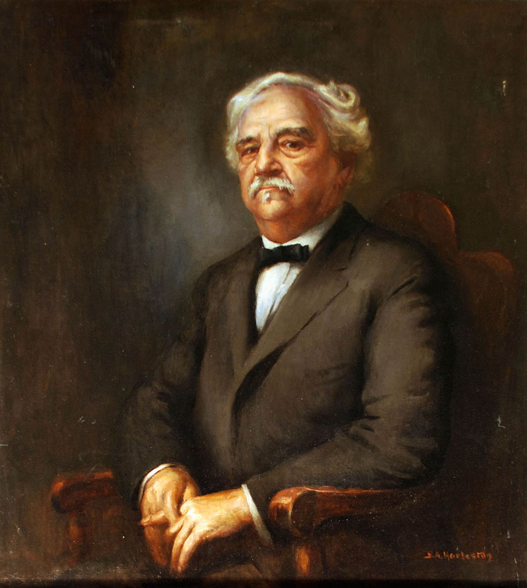 Portrait of Thomas Miller