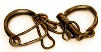 Wrist shackles
