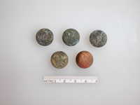 Union Infantry buttons