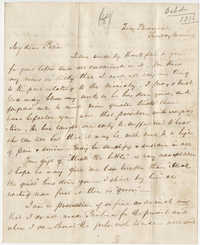 360.  Robert Woodward Barnwell to William H. W. Barnwell -- October, 1856