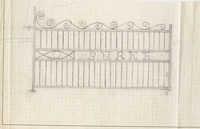 244 President Street gate