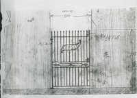 293 King Street gate