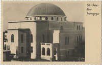 Tel Aviv - New Synagogue