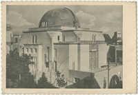 תל אביב, בית הכנסת של הספרדים / Tel Aviv, Sephardic Synagogue