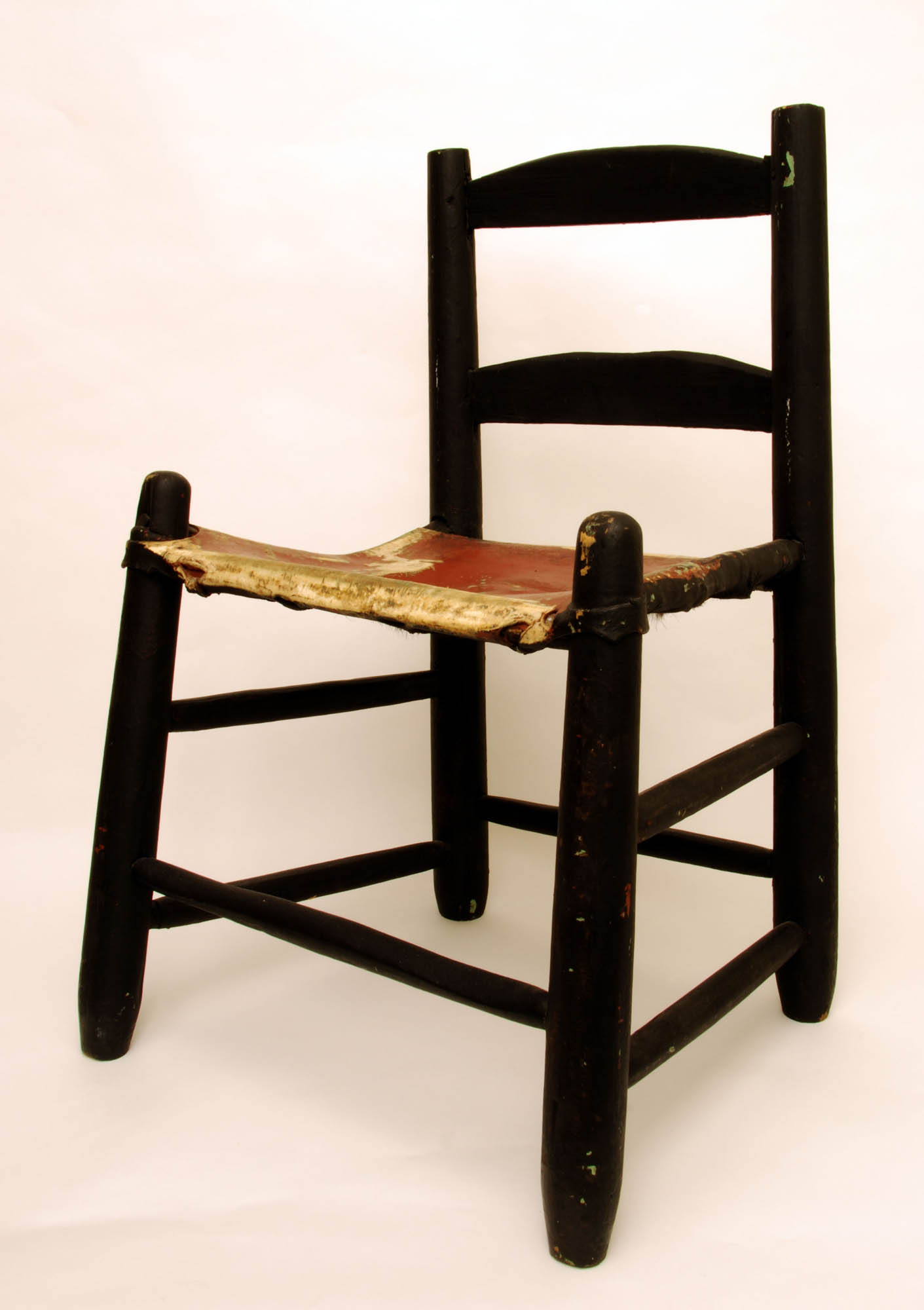Slave-made chair