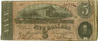 Confederate greenback