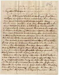378.  Robert Woodward Barnwell to Catherine Osborn Barnwell  -- 1861