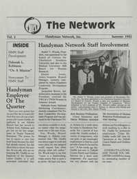 The Network, Vol. 2, Summer 1992