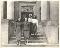 Photograph of People at Talladega College