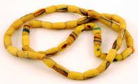 Sand cast trade beads