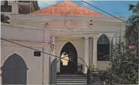 The Synagogue, St. Thomas, Virgin Islands