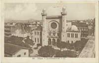 Oran. - La Synagogue.
