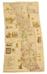 Cloth map