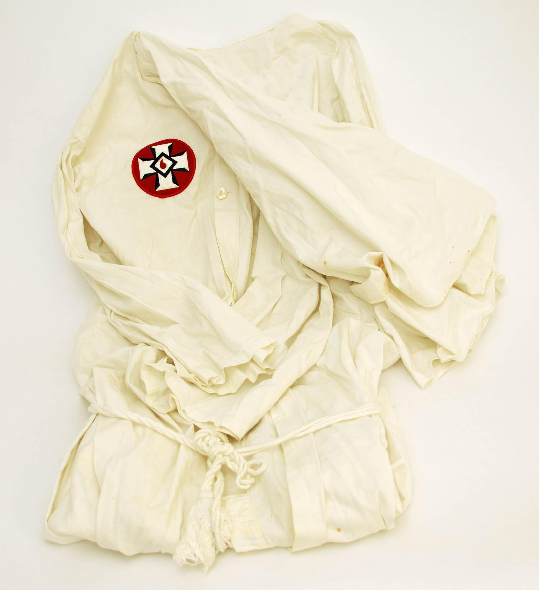 Ku Klux Klan uniform