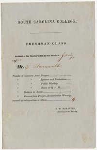 395.  Monitor's invoice -- January, 1850