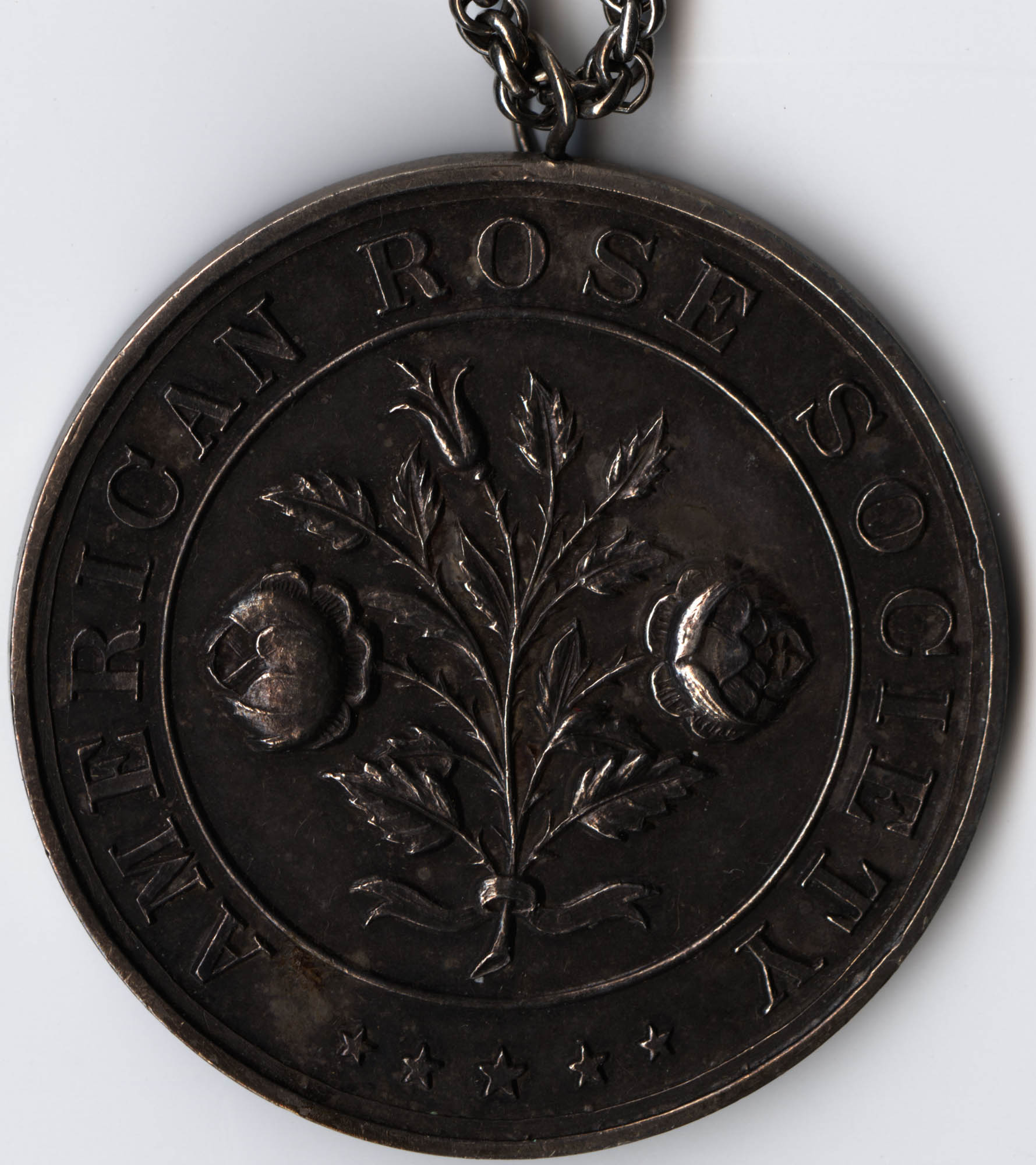 Medal for Outstanding Contributions to Rose Culture