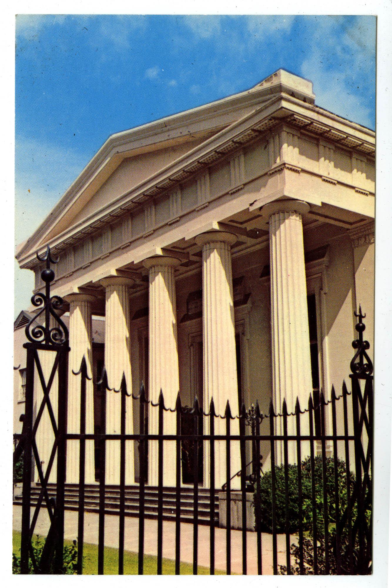 KKBE Temple, Charleston, South Carolina