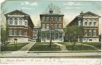 Jewish Hospital. St. Louis. U.S.A.