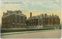 Jew Hospital, Cincinnati, Ohio