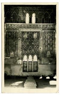 Toledo. Sinagoga del Transito.