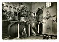 Cavaillon, La Synagogue (1772)