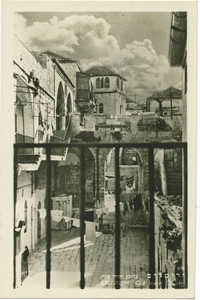 JERUSALEM, Old Jewish Quarter / ירושלים, ברובע יהודי עתיק