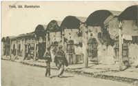 Pinsk, Jüd. Markthallen.
