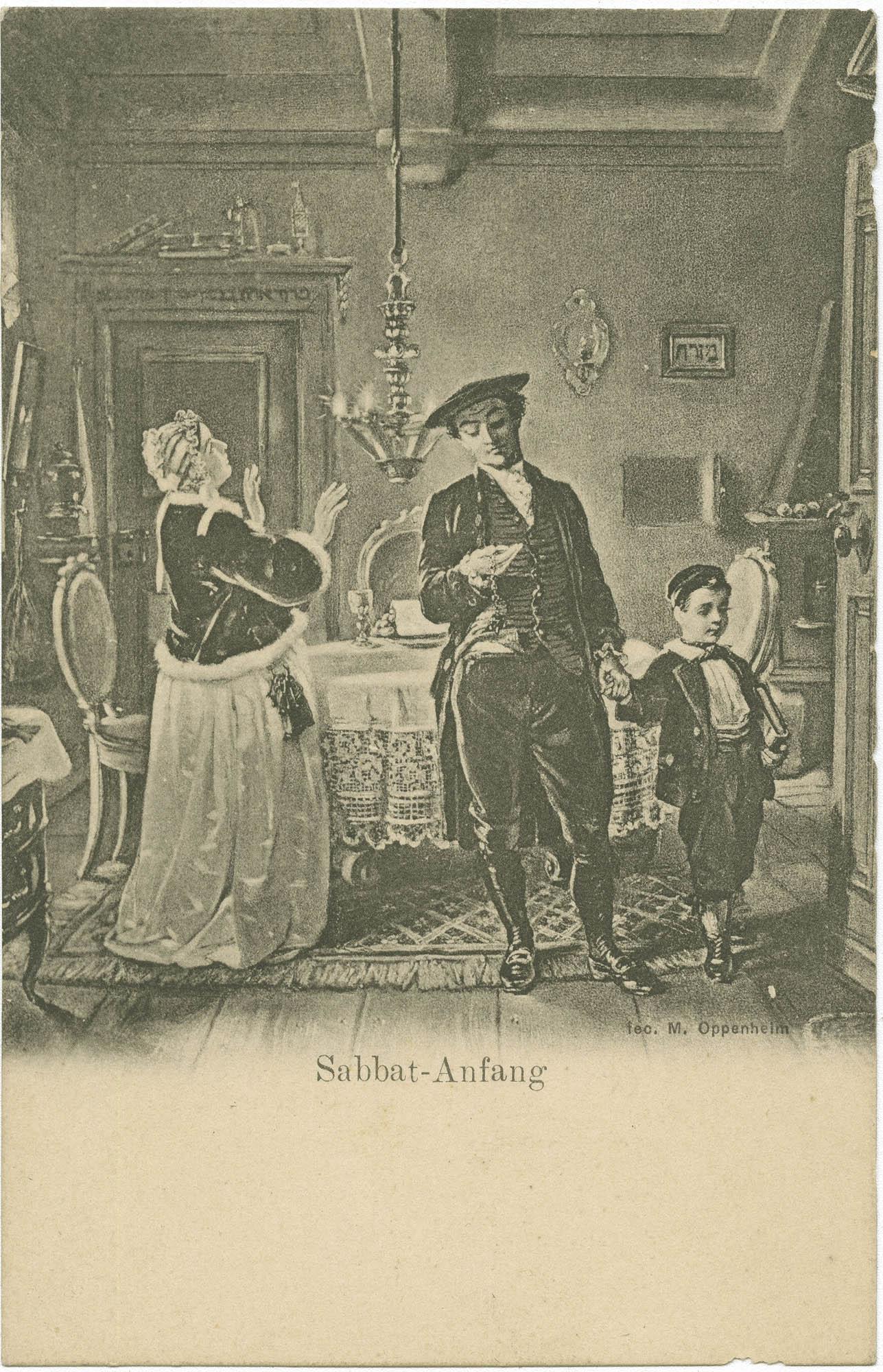 Sabbat-Anfang