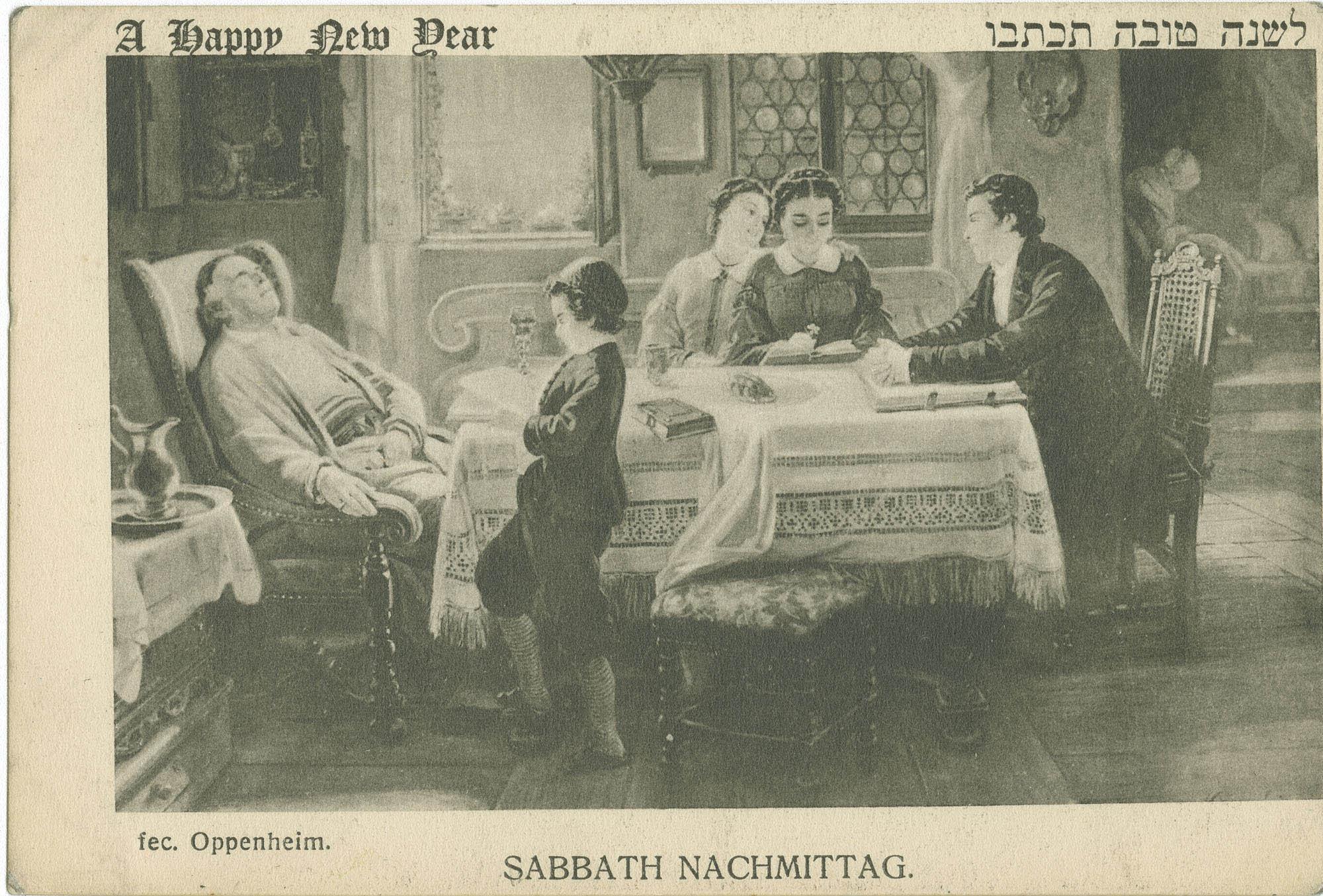 Sabbath Nachmittag