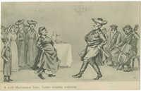 A woil Machuntem Tanz. / Taniec weselny rodziców.