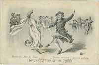 Hochzeits-Mützwe-Tanz / Taniec weselny z panną młodą