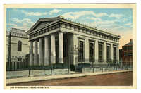 The synagogue, Charleston, S.C.
