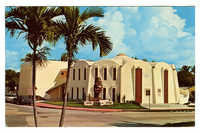 Beth Israel Congregation, Miami Beach, Florida