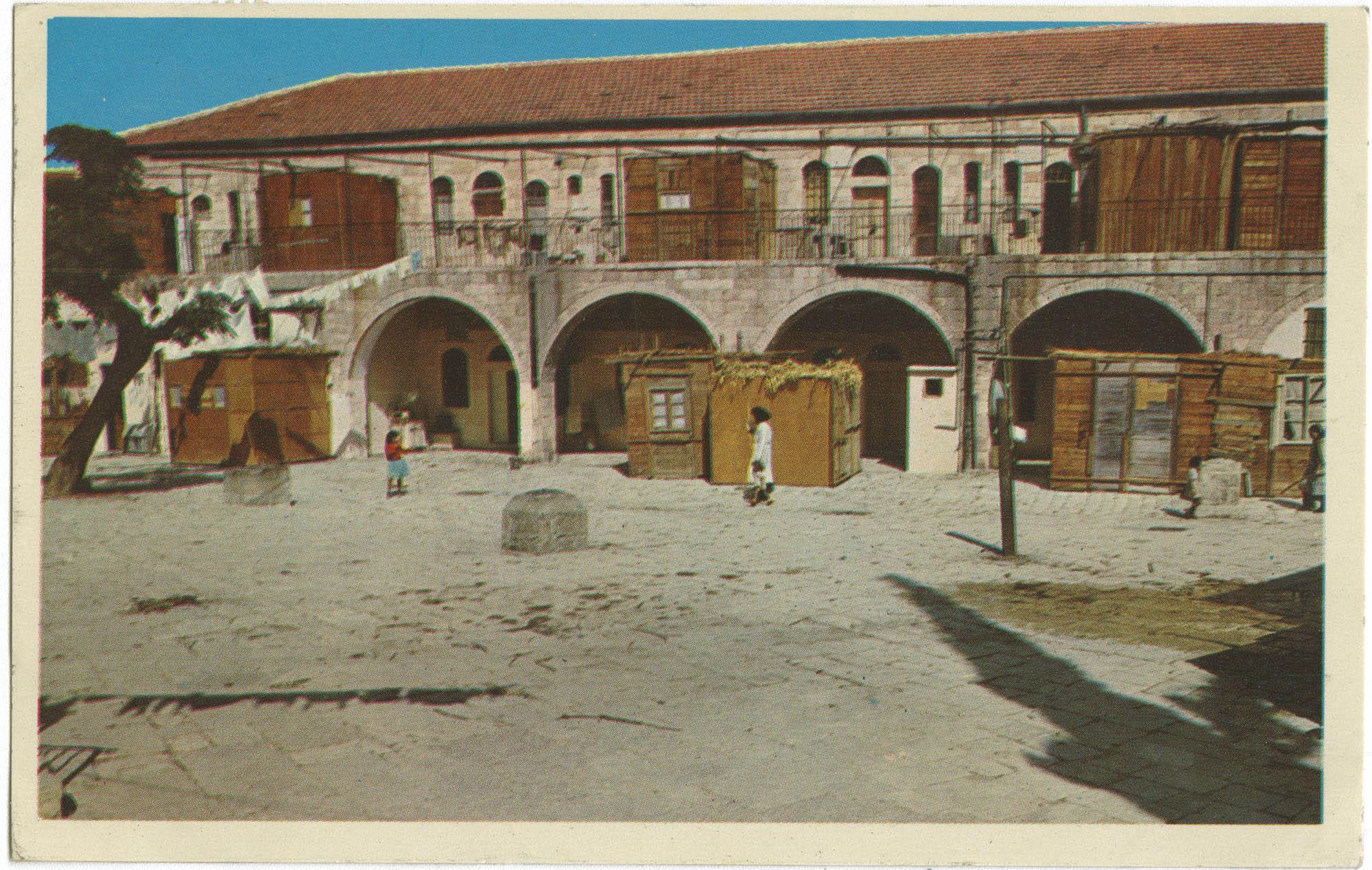 JERUSALEM - Sukkoth at Mea Shearim / ירושלים, סוכות במאה שערים