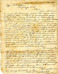 Letter, 18 December