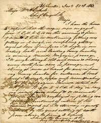 Letter, 22 December