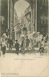 Vielle de Jom-Kippour