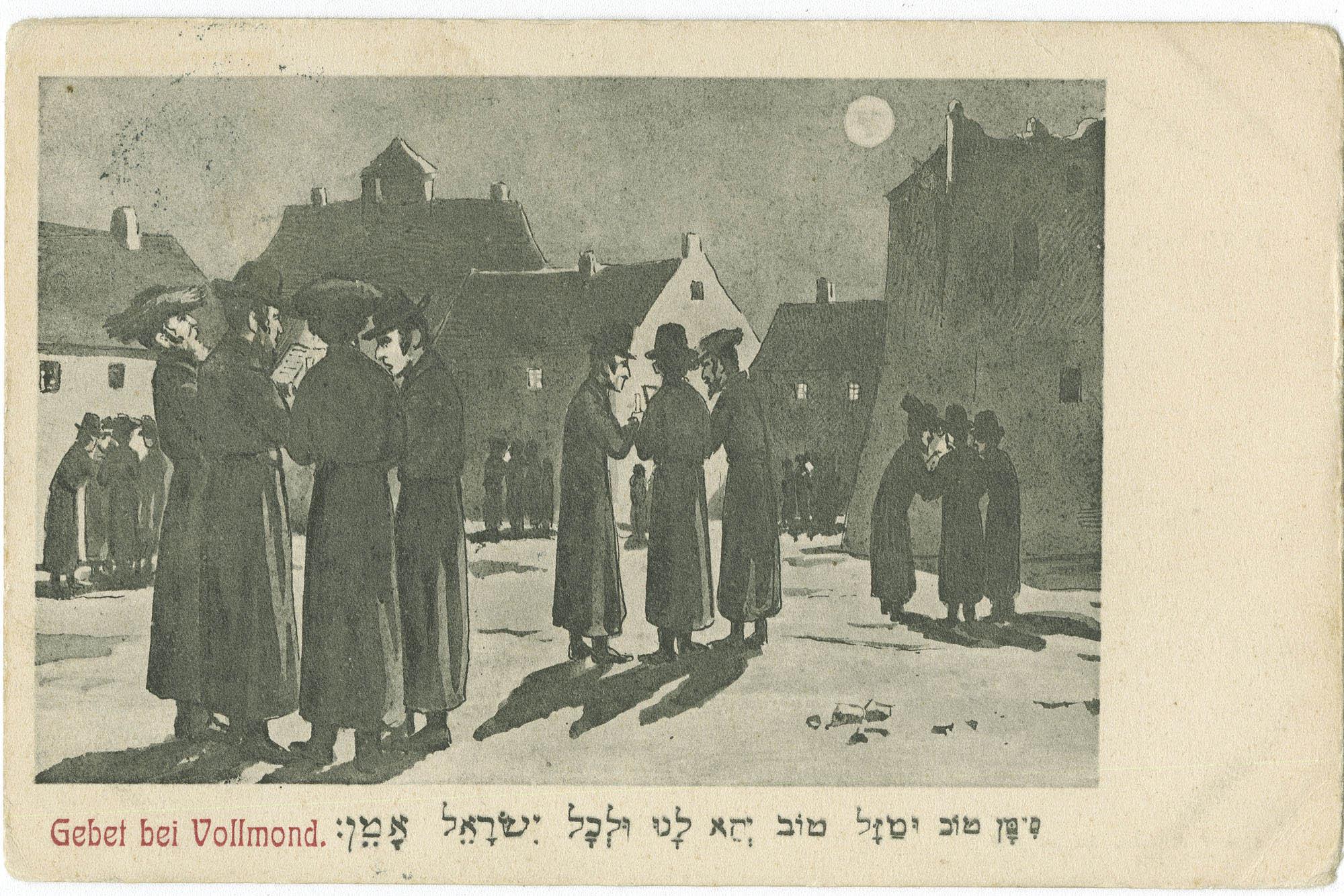 Gebet bei Vollmond