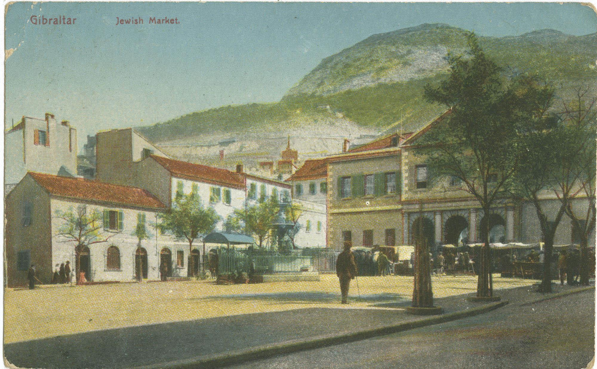 Gibraltar, Jewish Market