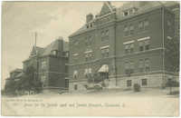 Home for the Jewish Aged and Jewish Hospital, Cincinnati, O.