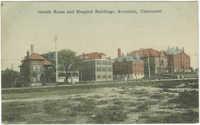 Jewish Home and Hospital Buildings, Avondale, Cincinnati