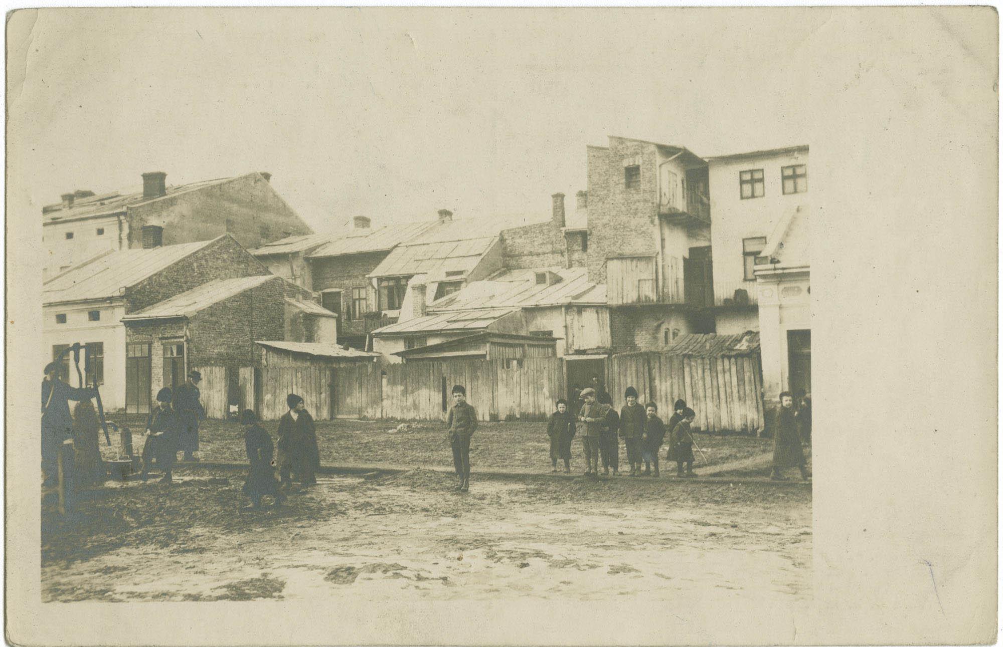 Sokal, Judenviertel
