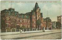 Hebrew Orphan Asylum, Amsterdam Ave. and 138th St., New York