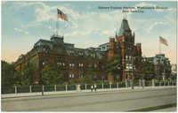 Hebrew Orphan Asylum, Washington Heights, New York City